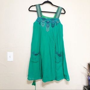 MM Couture Boho Embroidered Sundress by Miss Me S